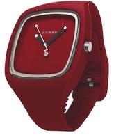 Ioion IO?ION! BI-CMS52 Unisex Watch Analogue Quartz Bracelet Silicone Red