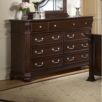 Astoria Grand Raftery 9 Drawer Dresser Shopstyle