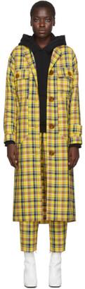 Simon Miller Multicolor Oba Coat