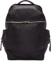 Alexander Wang Black Large Wallie Backpack