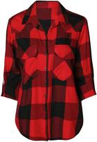 Dex Buffalo Plaid Top