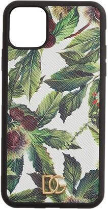 Dolce & Gabbana chestnut print iPhone 11 Pro Max case