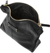 Alexander McQueen The De Manta textured-leather cosmetics case