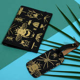 Undercover Bugs Passport Cover And Luggage Tag