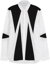 Neil Barrett Monochrome Cotton Shirt