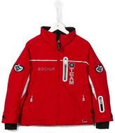 Bogner Kids zipped ski jacket