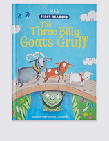 Marks and Spencer The Three Billy Goats Gruff Book