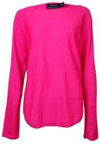 Polo Ralph Lauren Womens Merino Wool Boatneck Pullover Sweater