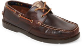 Timberland Brown Kia Wah Bay Boat Shoes