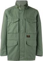 Carhartt cargo pocket jacket