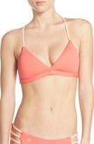 Maaji Women's 'Starfish Vibes' Reversible Bikini Top