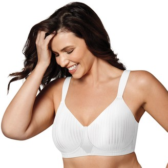 Playtex Secrets Perfectly Smooth Wireless Full Coverage Bra 4707