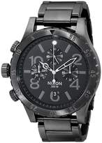 Nixon Men's A486632 48-20 Chrono Watch