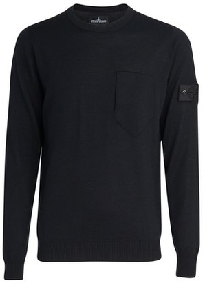 Stone Island Shadow Project Round neck sweater