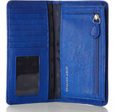 Juicy Couture Blue Continental Wallet
