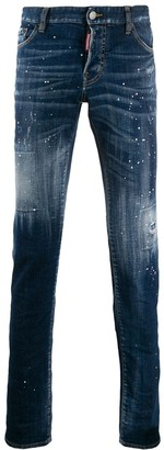 DSQUARED2 slim fit jeans