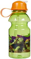 Zak Designs Zak! Designs Tritan Water Bottle - The Mutant Ninja Turtles - 14 oz