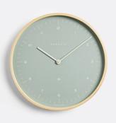 Rejuvenation Medium Sea Glass Mr. Clarke Wall Clock