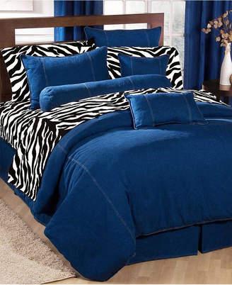 Karin Maki American Denim Twin Duvet Cover Bedding