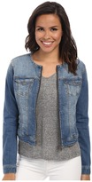 Mavi Jeans Claire Collarless Fitted Jacket