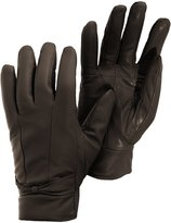 Universal Textiles Womens/Ladies Plain Leather Gloves (S/M)
