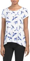 Mockingjay Swingy T Shirt