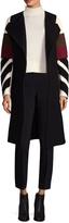 Max Mara Women's Vezzano Wool Colorblocked Coat