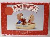 Hallmark Sweetheart Cruise Miniatures 1996 Ornament QSM8004