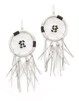 Rebecca Minkoff Large Dream Catcher Earrings