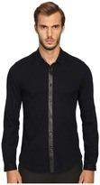 The Kooples Fantasy Placket Button Up Men's Clothing