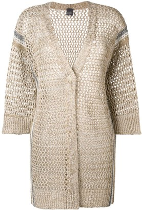 Lorena Antoniazzi Loose Knit Cardigan
