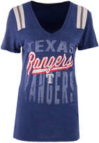 5th & Ocean Women's Texas Rangers Ballpark T-Shirt