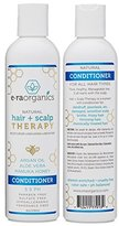 Argan Oil Conditioner for Dry, Itchy Scalp & Dry, Damaged, Frizzy Hair (8oz) Best Natural Hair Conditioner for Dandruff, Scalp Psoriasis, Eczema & More for Men, Women & Kids. Sulfate Free, Ph Balanced