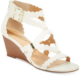 XOXO Scottie Wedge Dress Sandals