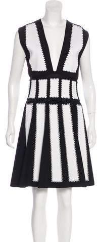 Givenchy Sleeveless Knee-Length Dress w/ Tags