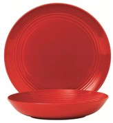 Gordon Ramsay Maze Serving Set 2-pc. Chilli Red