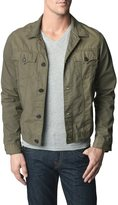 True Religion Jimmy Trucker Mens Denim Jacket
