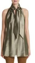 Lafayette 148 New York Women's Julissa Bijoux Cloth Blouse