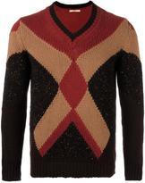 Nuur colour block jumper