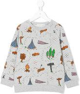 Stella McCartney printed T-shirt - kids - Cotton/Spandex/Elastane - 2 yrs