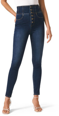 Forever New Sophie High Rise Sculpting Jeans Lt
