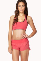 Forever 21 Medium Impact - Reversible Sports Bra