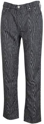 Versace \N Black Cloth Trousers