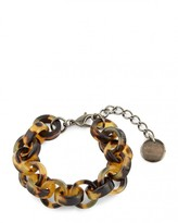 Jaeger Tortoiseshell Link Bracelet