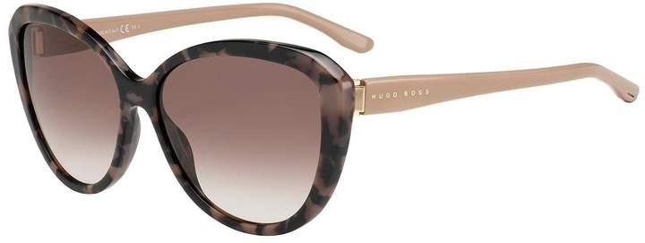 HUGO BOSS Cateye Sunglasses