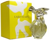 Nina Ricci L AIR DU TEMPS by Eau De Toilette Spray with B/Cap 1 oz
