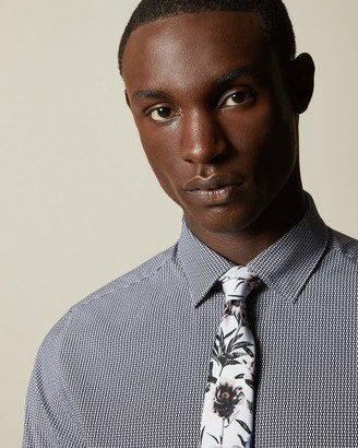 Ted Baker Printed Cotton Shirt