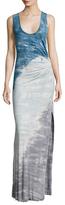 Young Fabulous & Broke Joanna Tie Dye Maxi Dress