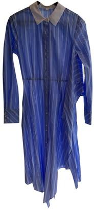 Jonathan Simkhai Blue Cotton Dresses