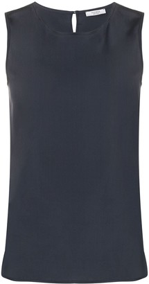Peserico Silk Tank Top
